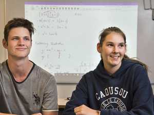 Maths course helps Toowoomba students prepare for ATAR entry