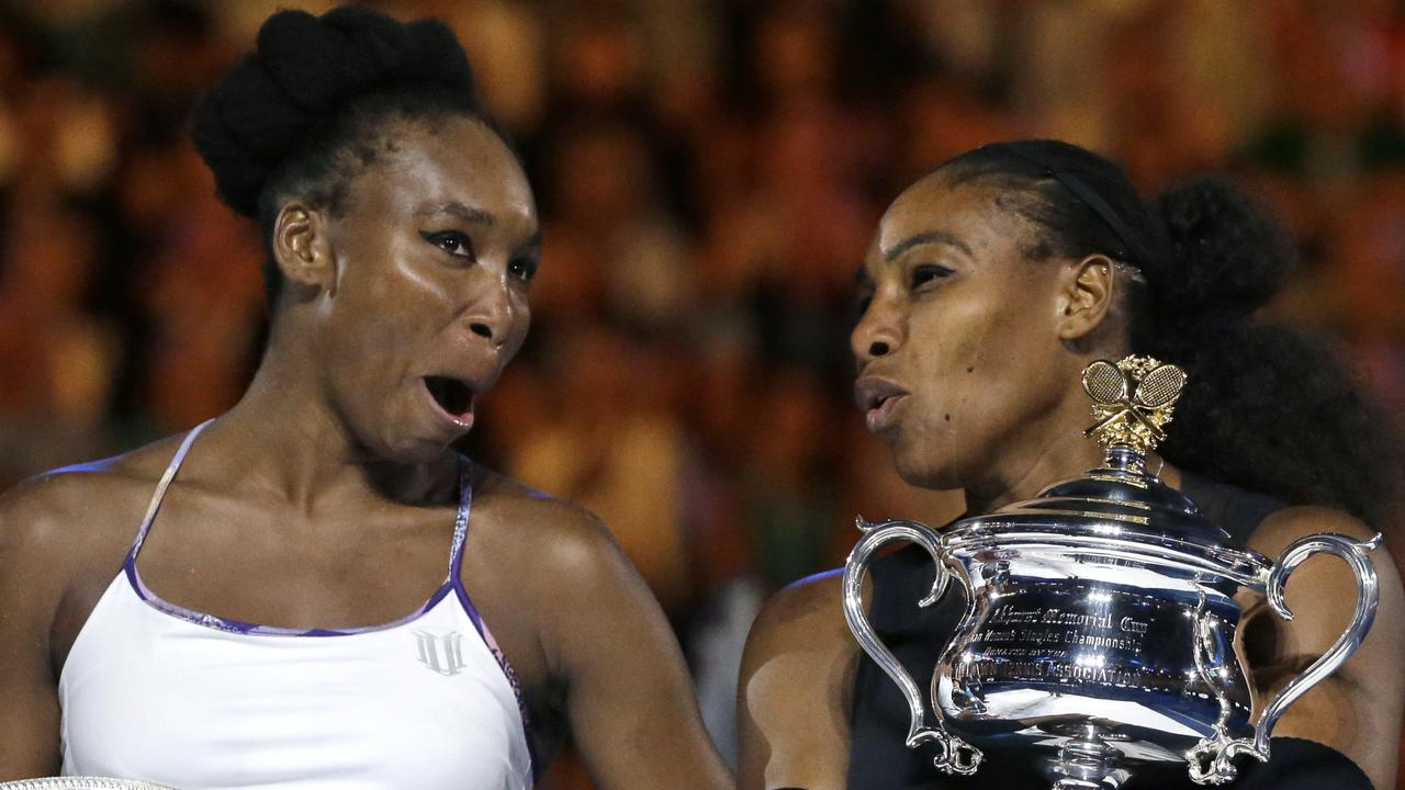 Will Venus and Serena Williams be back in 2021? Picture: AP Photo