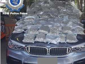 Police RBT leads to huge $1M drug bust