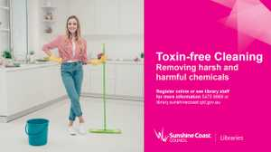Removing harsh and harmful chemicals
