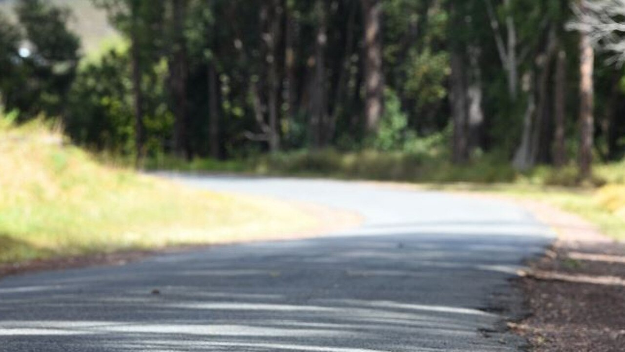 A Gympie drink driver fled the scene of a violent crash out of fear after losing control of his car and sending it into trees on a steep embankment.