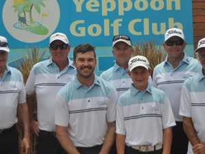 Yeppoon scores first-up win in men's pennants