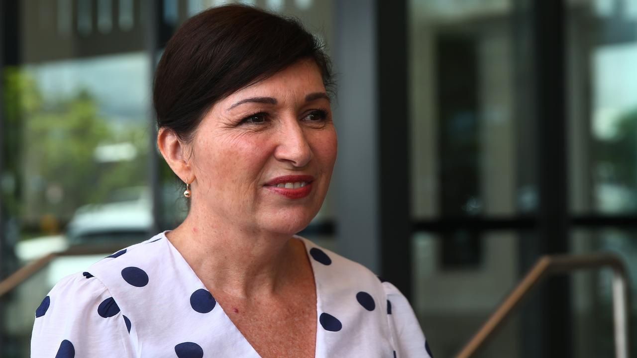 NVIRONMENT and Science Minister Leeanne Enoch.