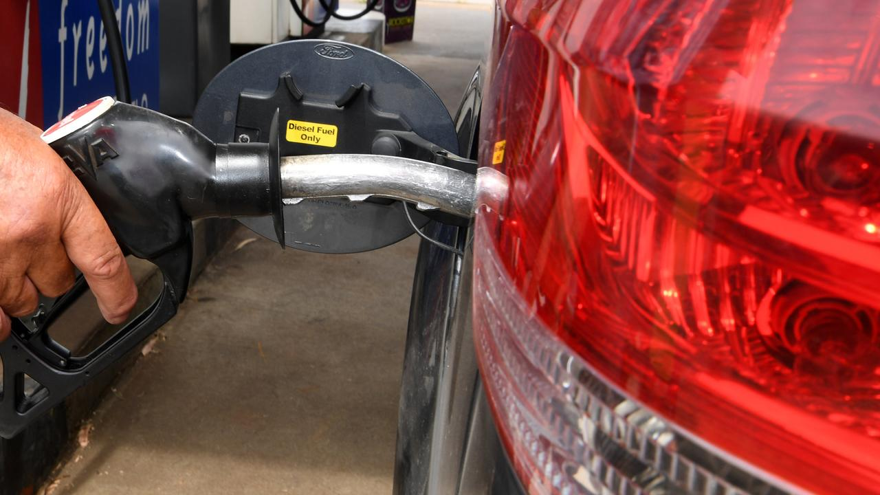 A man who stole his stepfather fuel card, which he used to fill up his work car for 12 months, has faced court.