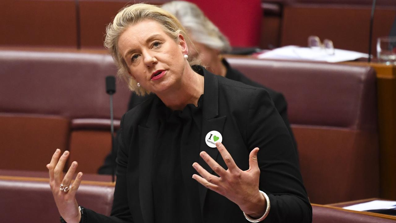 Bridget McKenzie, now the Agriculture Minister, says she did nothing wrong. Picture: AAP