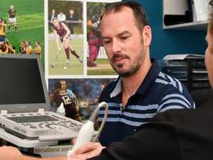 NRL team doctor brings skills to Mackay