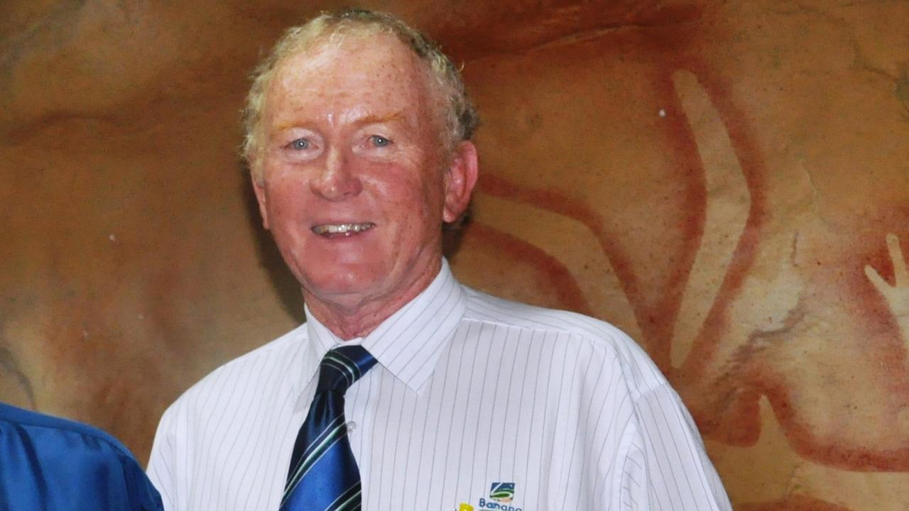 BE STRONG: Retiring Banana Shire Councillor Pat Brennan encourages voters to examine all the facts come election time.