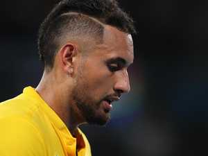 Kyrgios crushed, Barty danger laid bare