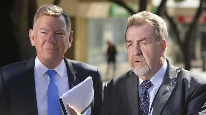 'Shameful' councillor compo case grab