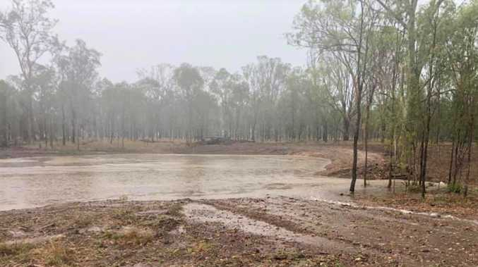 Farmers rejoice as 100mm of rainfall tops up dams and rivers