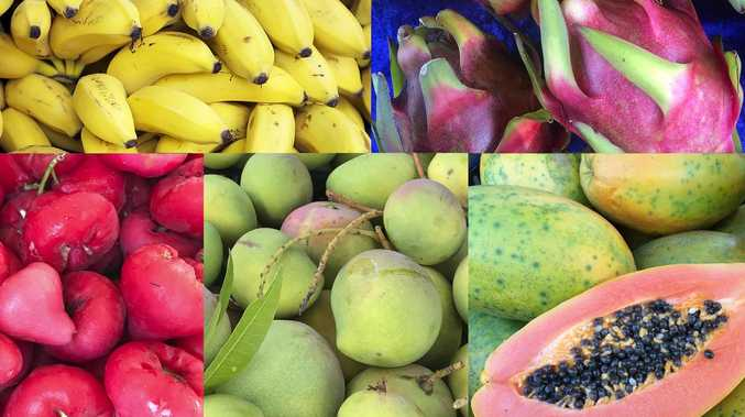 Farmers' markets a fruit lover's paradise