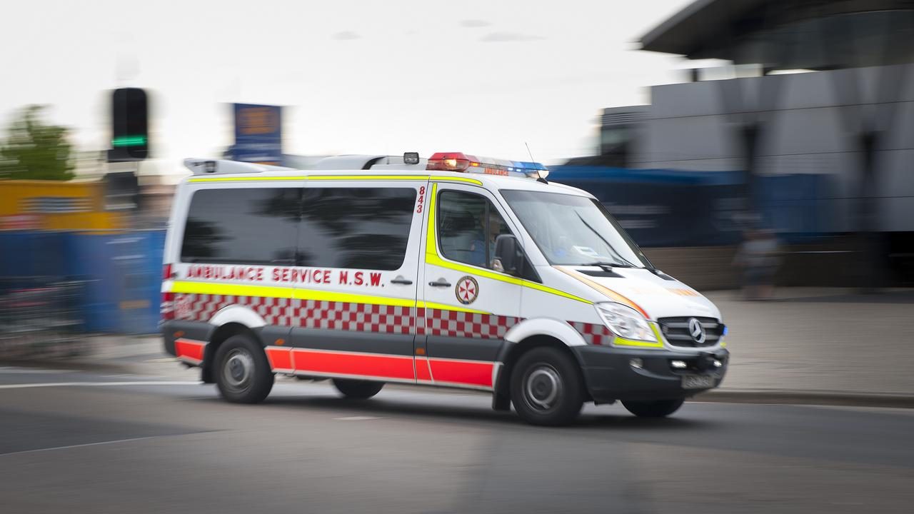 Paramedics attempted to resuscitate the young man for 20 minutes but he died at the scene.