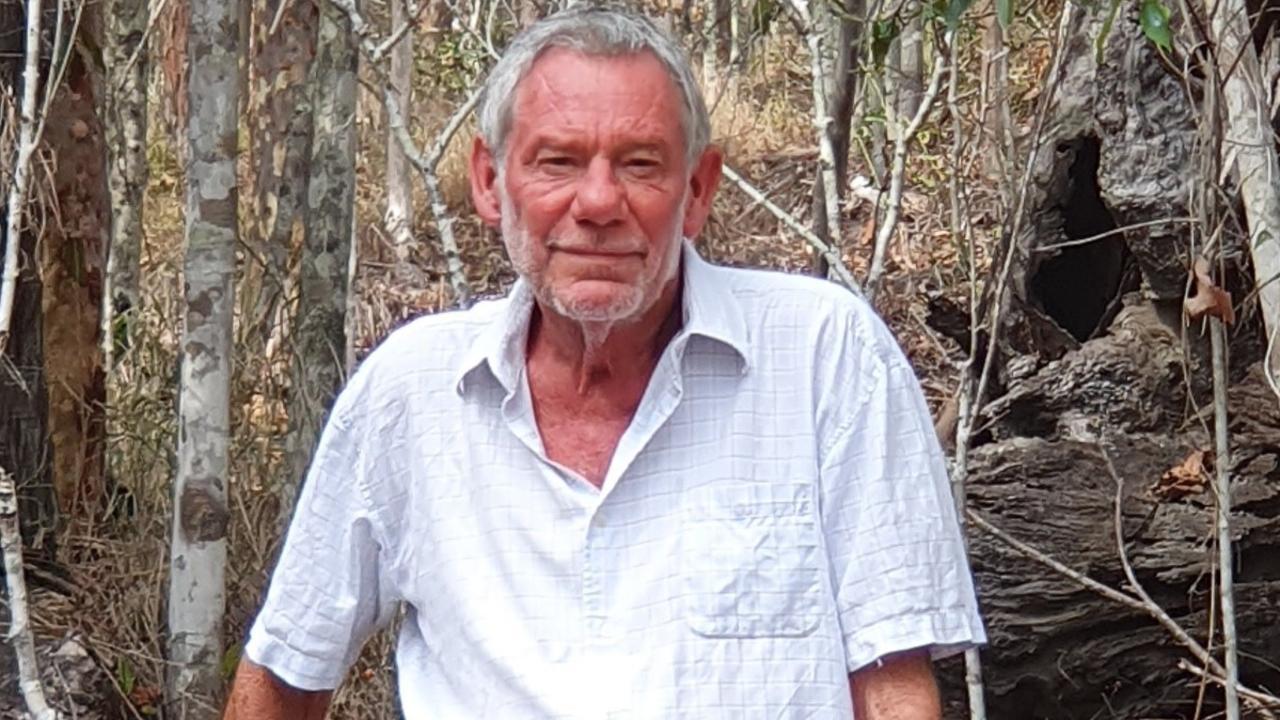 Noosa council candidate Phil Moran.