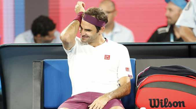 Fed admits defeat in tennis' great race