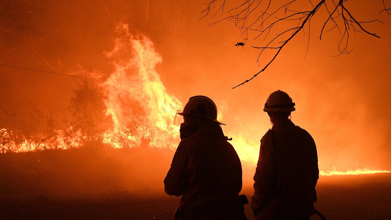 EMERGENCY: A bushfire disaster that was swept the state has given rise to discussion of climate change and the need for immediate action.