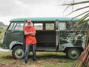 How this Kombi van will help volunteers to fight hunger