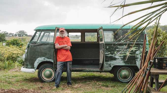 How this Kombi van will help volunteers to fight hunger