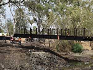 Bridging the gap in the Myall Creek path