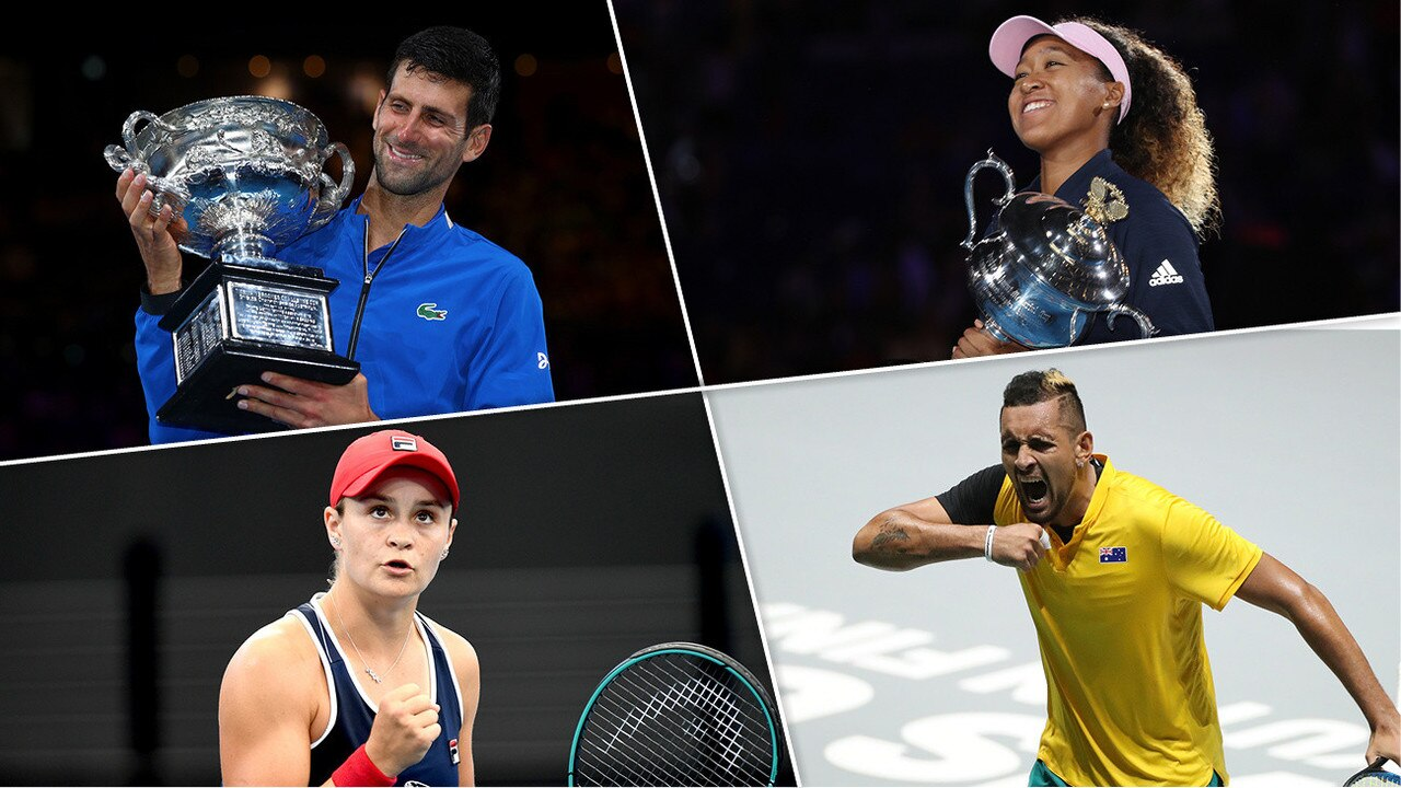 The 2020 Australian Open Crystal Ball