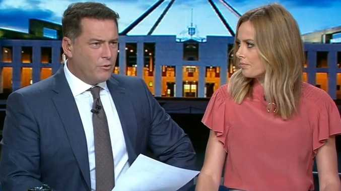 'Not the point': Karl slams Dutton