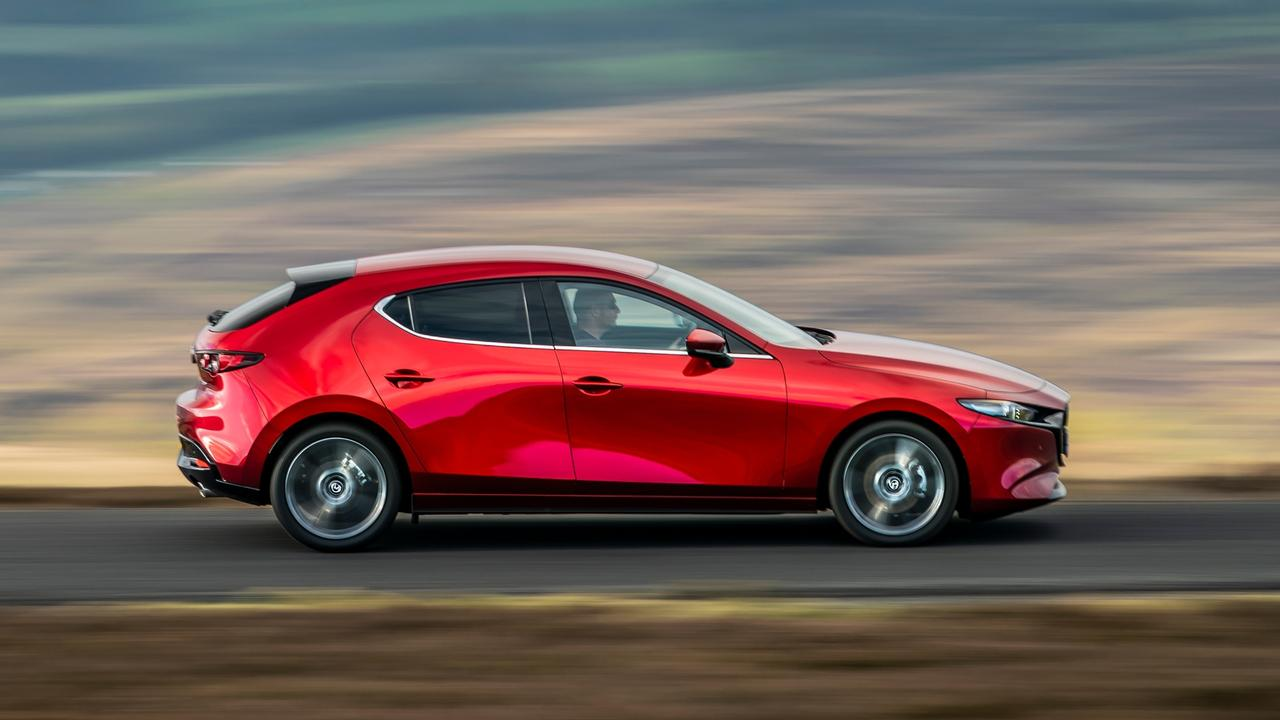 The Mazda3 Skyactiv-X will go on sale in Australia some time in the second half of this year.