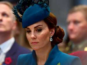 Kate's 'peacemaker' role in royal saga