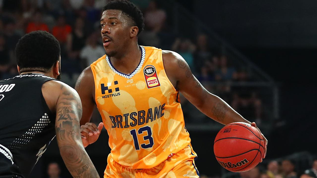 Star import Lamar Patterson holds the key to the Bullets playoff hopes. Picture: Getty Images