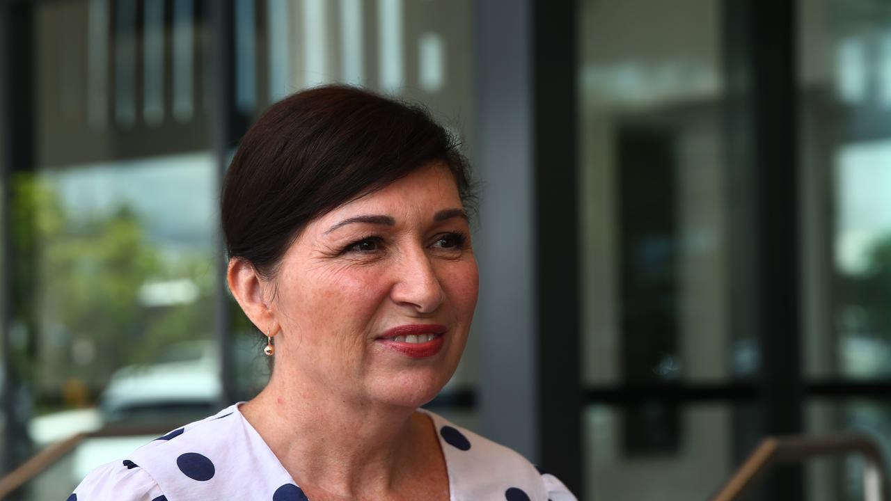 Acting Health Minister Leeanne Enoch. PICTURE: BRENDAN RADKE