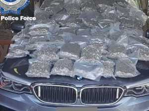 Man faces court after caught with $1m worth of cannabis