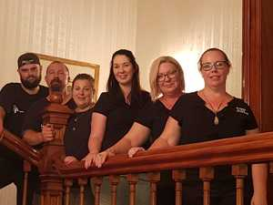 Paranormal investigators to delve into the tales of Jimbour House