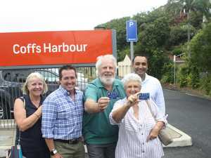 Coffs to pilot Regional Seniors Travel Card