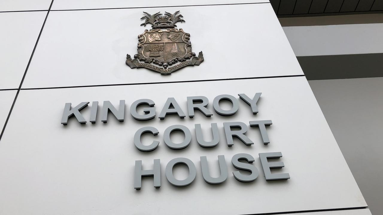 VIOLENT ATTACK: The Kingaroy Magistrates Court heard how a 19-year-old Kingaroy father assaulted his partner while she was driving him home from the pub, with their four-month-old son in the back seat.