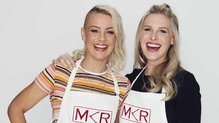 Sisters Kerry Hall and Kaylene McNee are one of the new fan teams competing on the 2020 season of My Kitchen Rules.