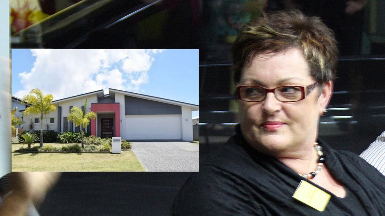 Carolyn Thomson is set to lose her family home.