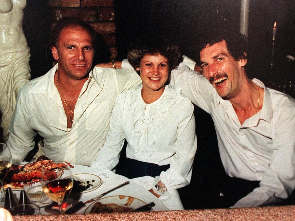 NSW convicted murderer gangster Arthur Stanley