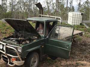 UPDATE: Man to be flown to Sunshine Coast after crash