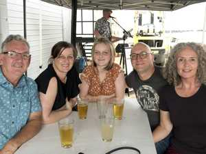 Volcanic Brewing, Beer for Bushfire Relief, from