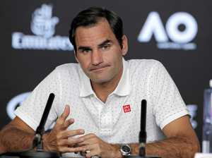 Federer speaks up on Australian Open smoke policy