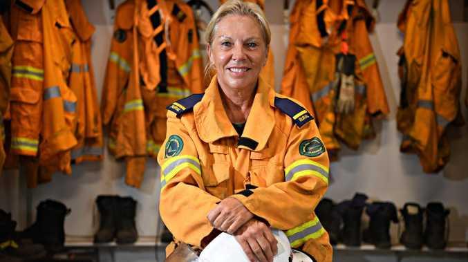 In the line of fire: women battling Coast blazes
