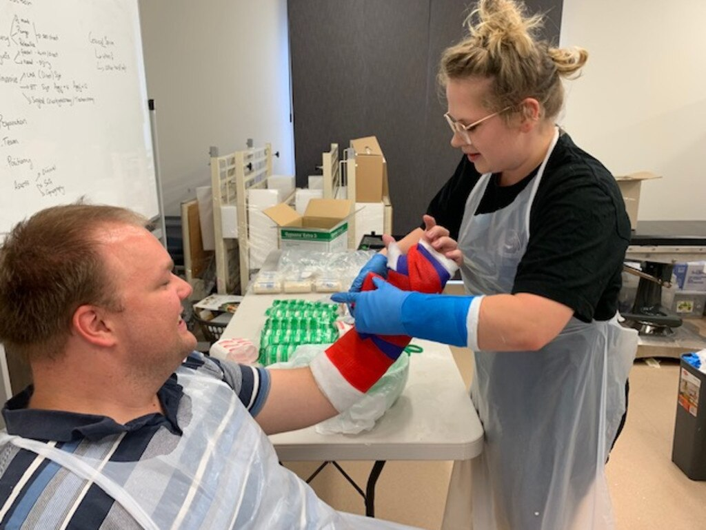 Eleven third year University of Queensland medical students spent a week in Emerald as part of their orientation to clinical practice.
