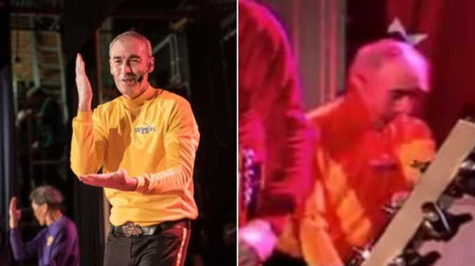 Yellow wiggles asks bandmates to continue tour