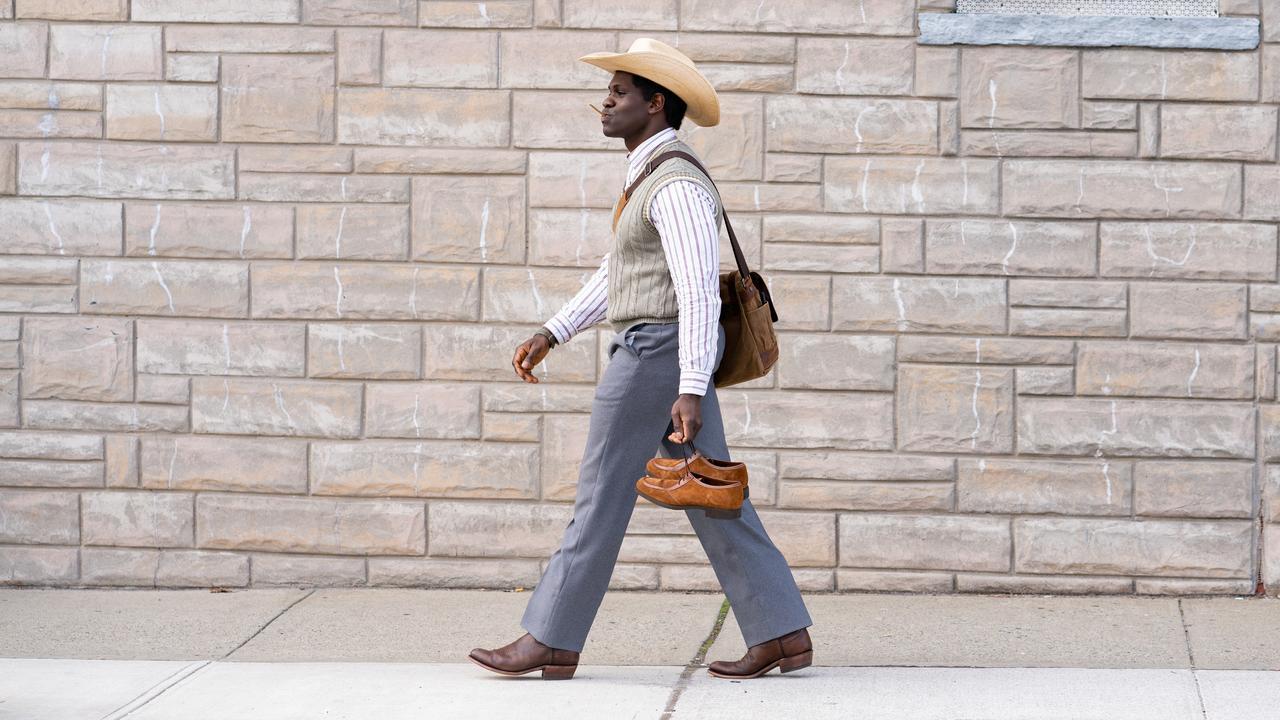 A Nigerian cowboy in Oklahoma