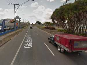 Nose to tail crash blocks lane of major Rocky road