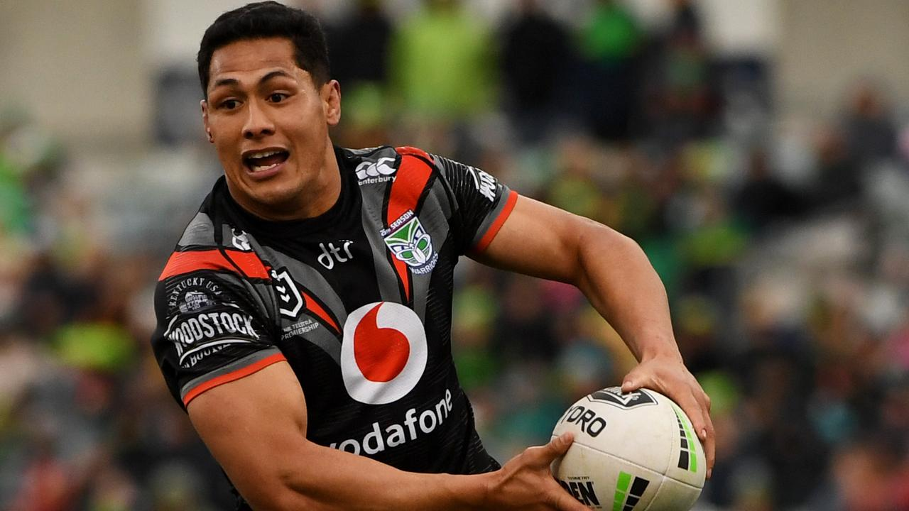 Roger Tuivasa-Sheck needs his Warriors teammates to lift. Picture: Getty Images