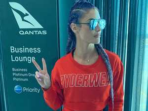 Former WWE star slams Qantas's 'gender discrimination'