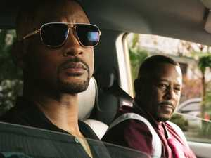 MOVIE REVIEW; Crime-fighting duo still has what it takes
