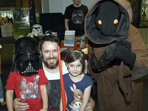 Star Wars event at library