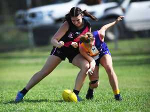 GALLERY: Hervey Bay Bombers v Across the Waves.