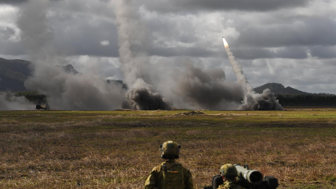 A High Mobility Artillery Rocket System (HiMARS) live fire demonstration took place at the Shoalwater Bay Training Area, as part of the lead up to Talisman Sabre 2019.