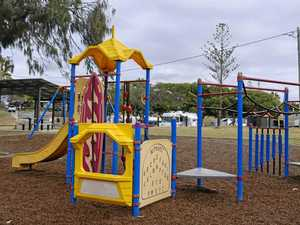 Man caught masturbating at children's playground in Mackay